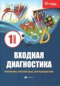 Входная диагностика. Математика, русский язык, окружающий мир, чтение