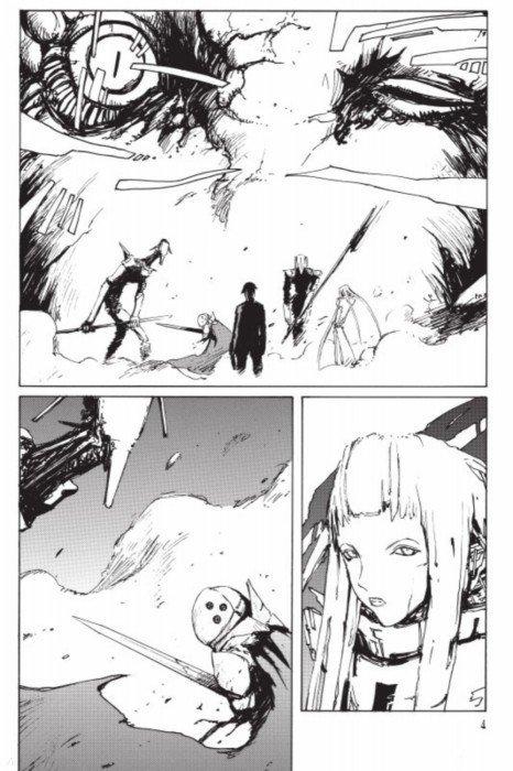 Иллюстрация 1 из 6 для Blame! Том 6 - Нихэй Цутому | Лабиринт - книги. Источник: Лабиринт