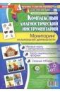 Комплексный диагностический инструментарий. Мониторинг музыкальной деятельности детей 5-6 лет, Ничепорчук Т. П.