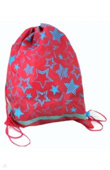 Мешочек для обуви Звёзды (47011) феникс мешок для обуви пора в школу