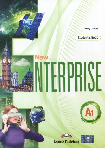New Enterprise A1.Student's Book with digibook app