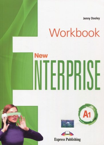 New Enterprise A1. Workbook with digibook app
