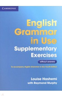 English Grammar in Use Supplementary Exercises 4 Ediyion Bk no ans english grammar in use without answers online access pk
