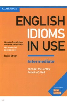 Eng Idioms in Use Interm 2Ed with ans cambridge idioms dictionary