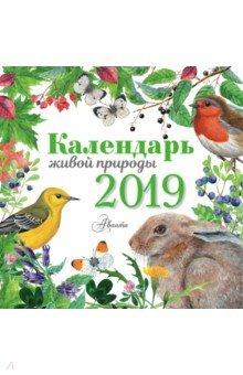 Календарь настенный на 2019 год Календарь живой природы