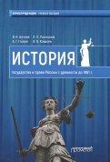 История государства и права России с древности до 1861 года. Учебное пособие