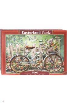 Puzzle-500 Велосипед (B-52998) puzzle 500 настоящая любовь b 52943