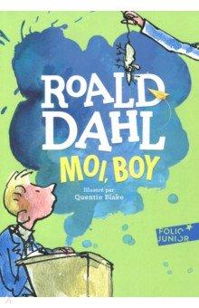 Купить Moi, Boy, Gallimard, Литература на французском языке для детей