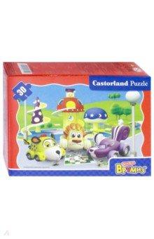 Купить Puzzle-30 Врумиз. Турнир (№3429), Castorland, Пазлы (12-50 элементов)