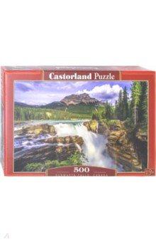 Купить Puzzle-500 Водопад, Канада (B-53117), Castorland, Пазлы (400-600 элементов)