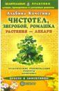 Кочегина Альбина Анатольевна Чистотел, зверобой, ромашка - растения-лекари