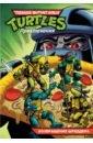 Обложка Черепашки-Ниндзя: Приключения. Книга 2. Возвращение Шреддера
