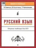 Русский язык. Опорные таблицы для ЕГЭ