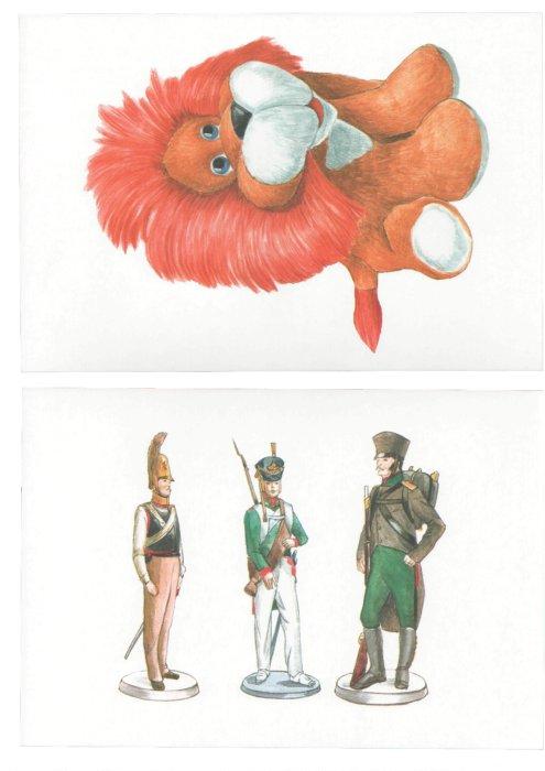 Иллюстрация 1 из 15 для Игрушки. Демонстрационный материал для фронтальных занятий | Лабиринт - книги. Источник: Лабиринт