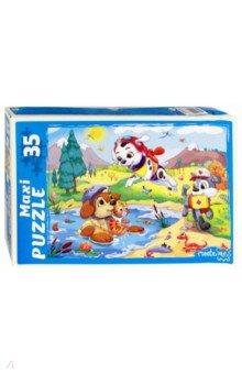 "Maxi puzzle-35 ""Щенки спасатели"" (ПМ-6365)"