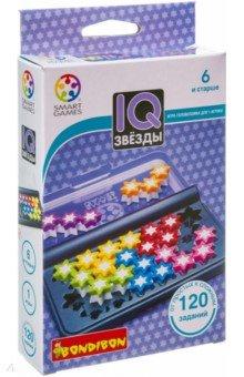 Купить Логическая игра IQ-Звезды (SG 411 RU/ВВ3066), BONDIBON, Другие настольные игры
