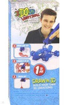 Купить 3D ручка Вертикаль. Гоночная машина (155234N), ZURU, Другие виды творчества