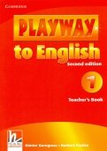 Playway to English New 2 Edition. Teacher's Book 1