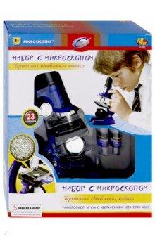 Купить Набор для опытов с микроскопом, 23 предмета (21351), Eastcolight, Наборы для опытов