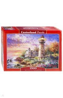 Купить Puzzle-1500 Маяк на берегу (C-151790), Castorland, Пазлы (1500 элементов)