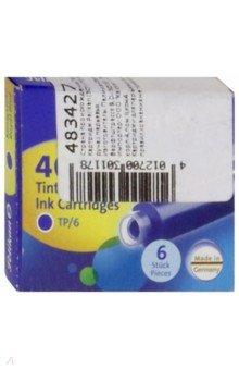 """Картридж 6 штук """"INK 4001 TP"""" (6 Royal Blue) (301176)"""