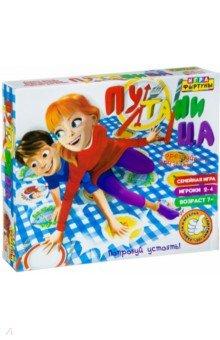 Игра семейная ПУТАНИЦА (Ф85269), Фортуна, Игры для активного отдыха  - купить со скидкой