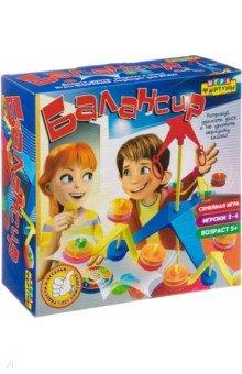 Купить Игра настольная семейная БАЛАНСИР (Ф86616), Фортуна, Другие настольные игры