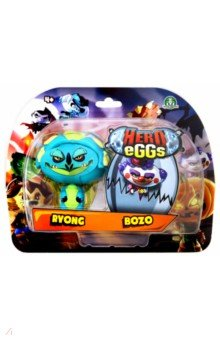 Купить Игровые фигурки Клоун и Дракон (04150), Hero Eggs, Герои мультфильмов
