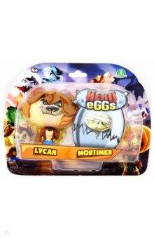 Купить Игровые фигурки Мумия и Оборотень (04152), Hero Eggs, Герои мультфильмов