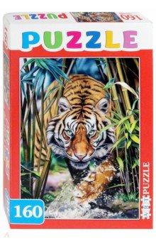"""Artpuzzle-160 """"Тигр у воды"""" (ПА-4573)"""