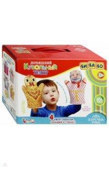 Купить Домашний кукольный театр Курочка Ряба (03643), Десятое королевство, Кукольный театр