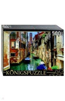 Купить Puzzle-500. Колокольня Сан-Кассиано (ГИК500-8305), Konigspuzzle, Пазлы (400-600 элементов)