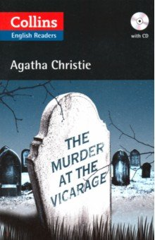 The Murder at the Vicarage (+CD). Christie