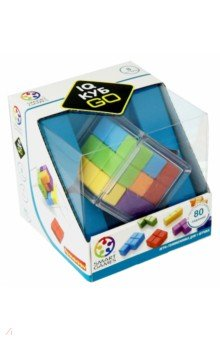 Купить Игра логическая IQ-Куб GO (SG412 RU/ВВ3331), BONDIBON, Головоломки