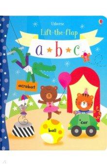 Купить ABC, Usborne, Первые книги малыша на английском языке