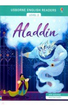 Купить Aladdin, Usborne, Художественная литература для детей на англ.яз.