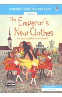 Купить The Emperor's New Clothes, Usborne, Художественная литература для детей на англ.яз.