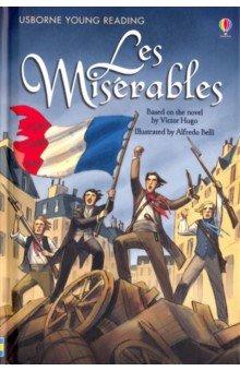 Купить Les Miserables, Usborne, Художественная литература для детей на англ.яз.