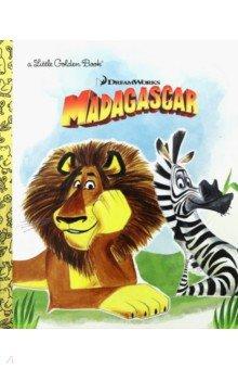 Купить Madagascar, Random House, Художественная литература для детей на англ.яз.