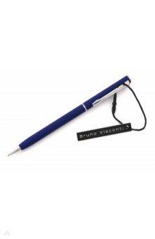 """Ручка шариковая автоматическая """"Palermo"""" (0,7 мм, синяя, темно-синий корпус) (20-0250/06)"""