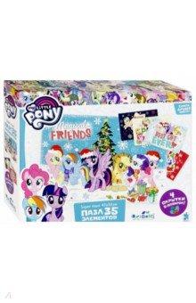Купить My little Pony. Пазл-35 Зимнее волшебство (04323), Оригами, Пазлы (12-50 элементов)