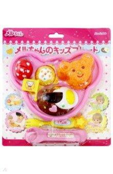 Купить Набор для кормления Милая Мелл (511060), Март-игрушки, Наборы игрушечной посуды