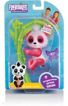 Купить Интерактивная панда Полли (3561), Fingerlings, Другие виды игрушек