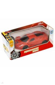 Спортавто. Машина на радиоуправлении (1:26, красная) (Т13822)