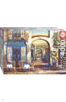 Купить Пазл-4000 Маленькое кафе (18014), Educa, Пазлы (2000 элементов и более)