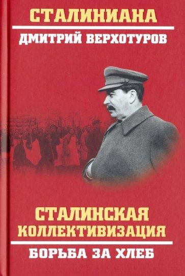 Сталинская коллективизация. Борьба за хлеб, Верхотуров Дмитрий Николаевич