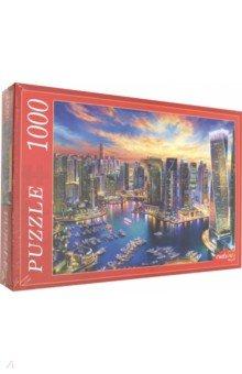 Купить Puzzle-1000 НЕБОСКРЕБЫ ДУБАЯ (Ф1000-5151), Рыжий Кот, Пазлы (1000 элементов)