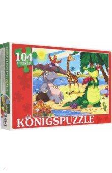 """Puzzle-104 """"МИР ЖИВОТНЫХ"""" (ПК104-5812)"""