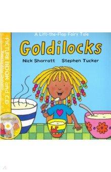 Купить Goldilocks (+CD), Macmillan, Первые книги малыша на английском языке