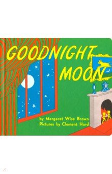 Купить Goodnight Moon, Two Hoots, Первые книги малыша на английском языке